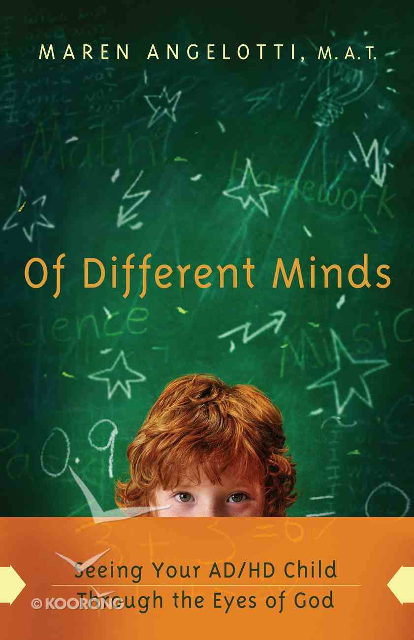 Of Different Minds eBook
