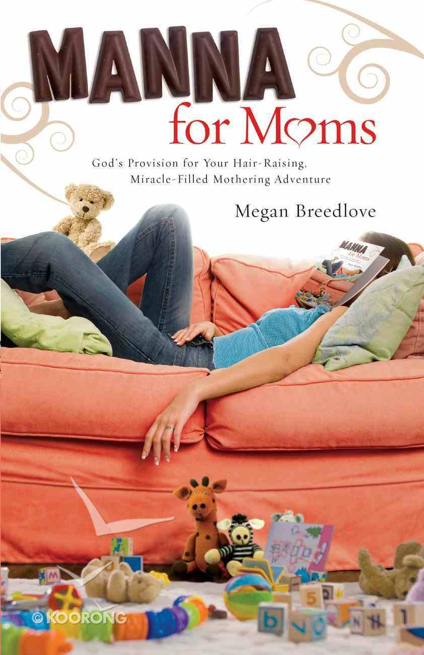 Manna For Moms eBook