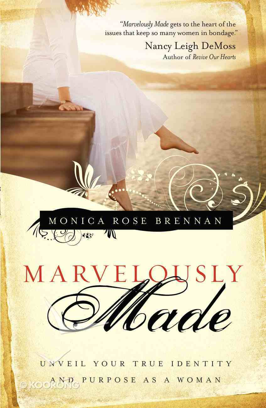 Marvelously Made eBook