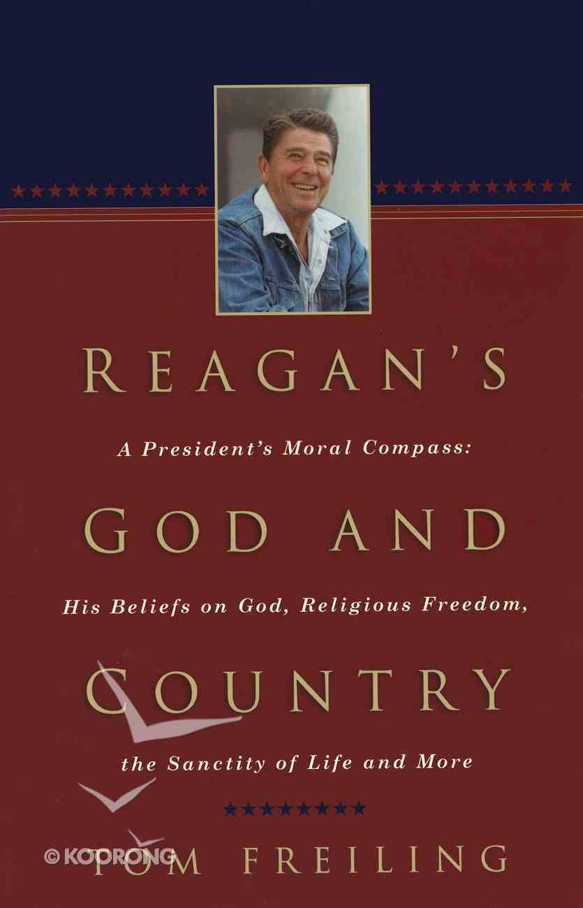 Reagan's God and Country eBook