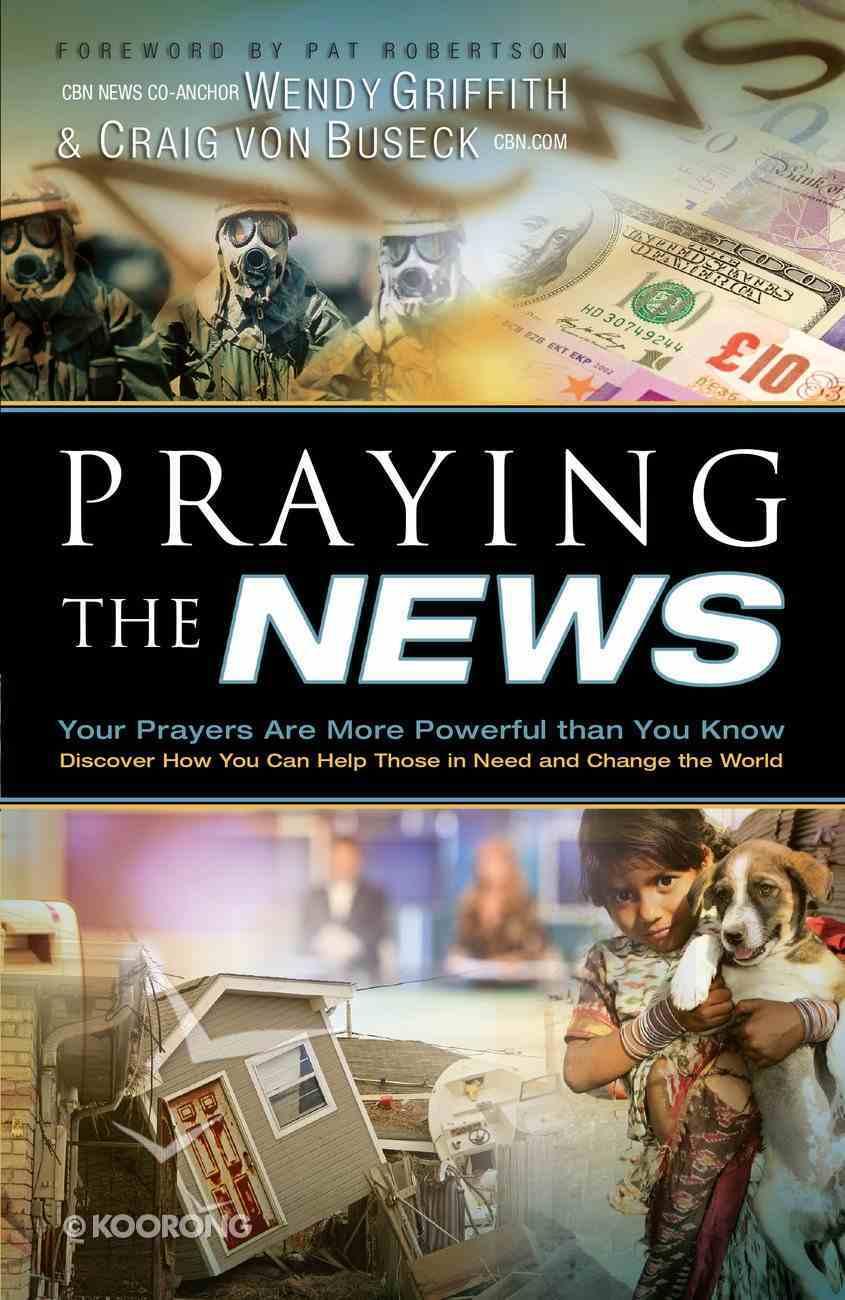 Praying the News eBook