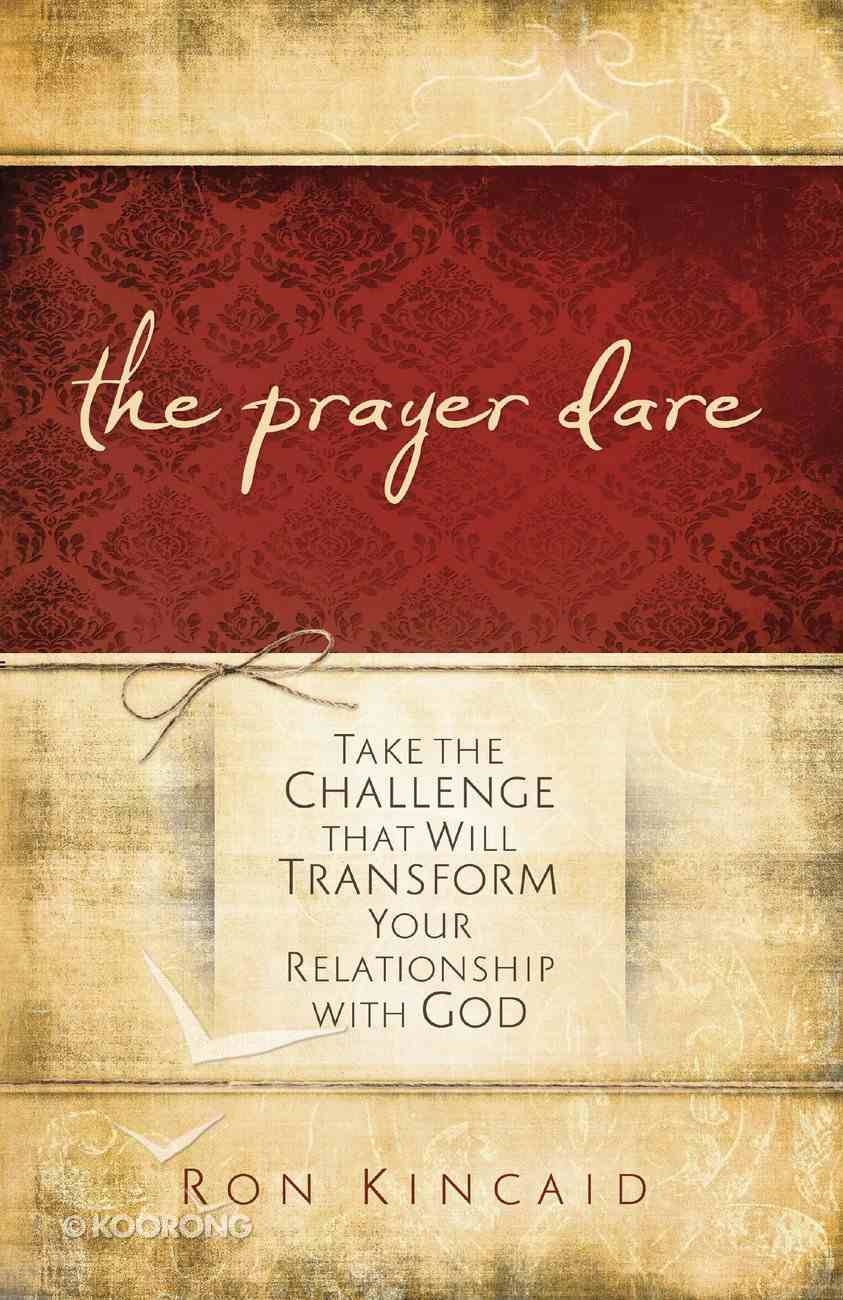 The Prayer Dare eBook