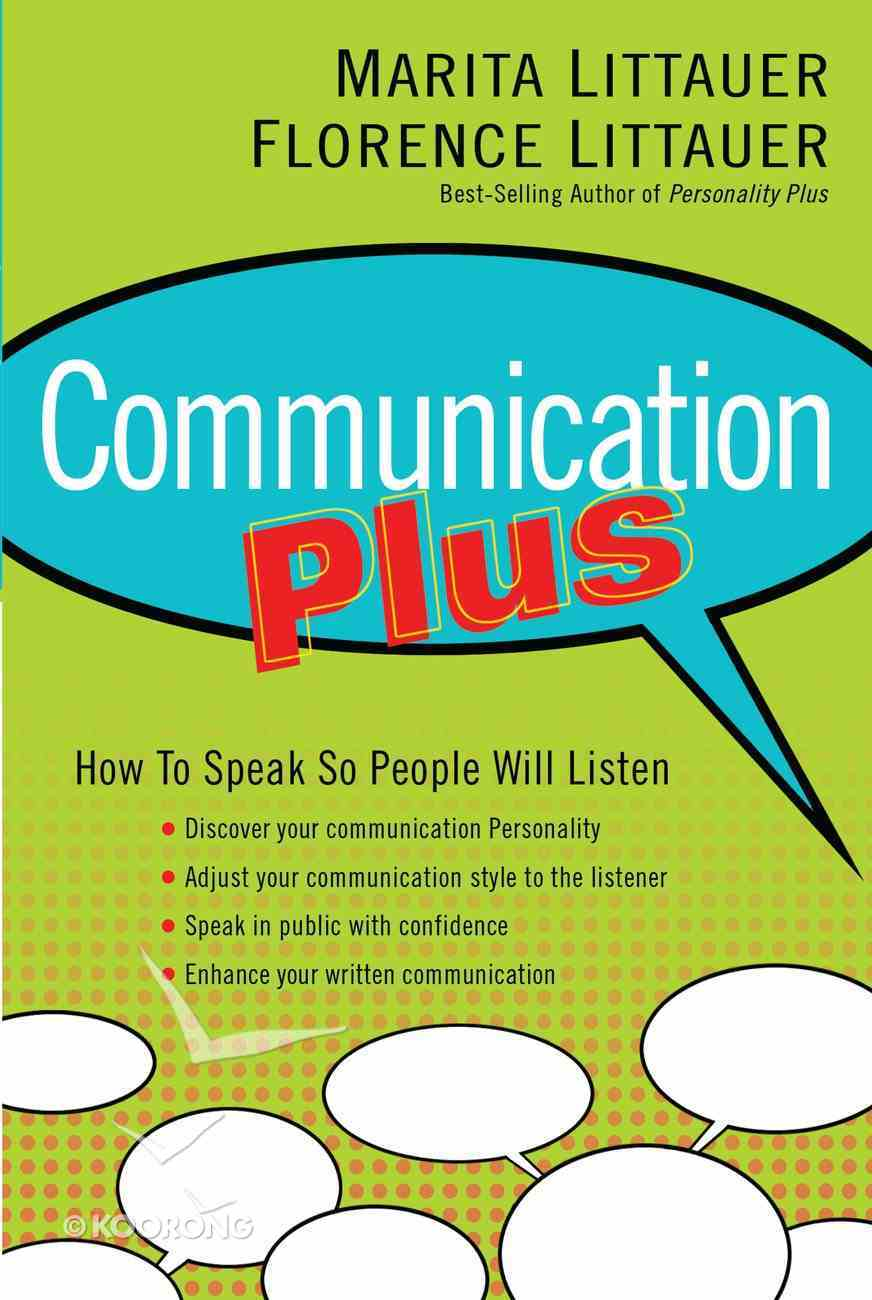 Communication Plus eBook