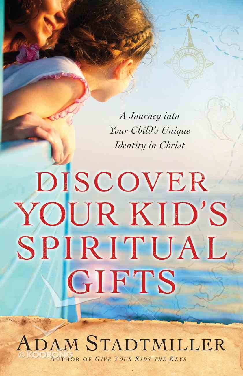 Discover Your Kid's Spiritual Gifts eBook