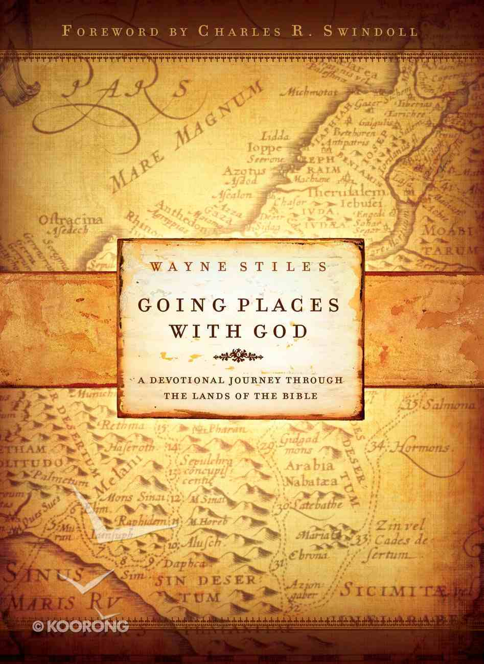 Going Places With God eBook