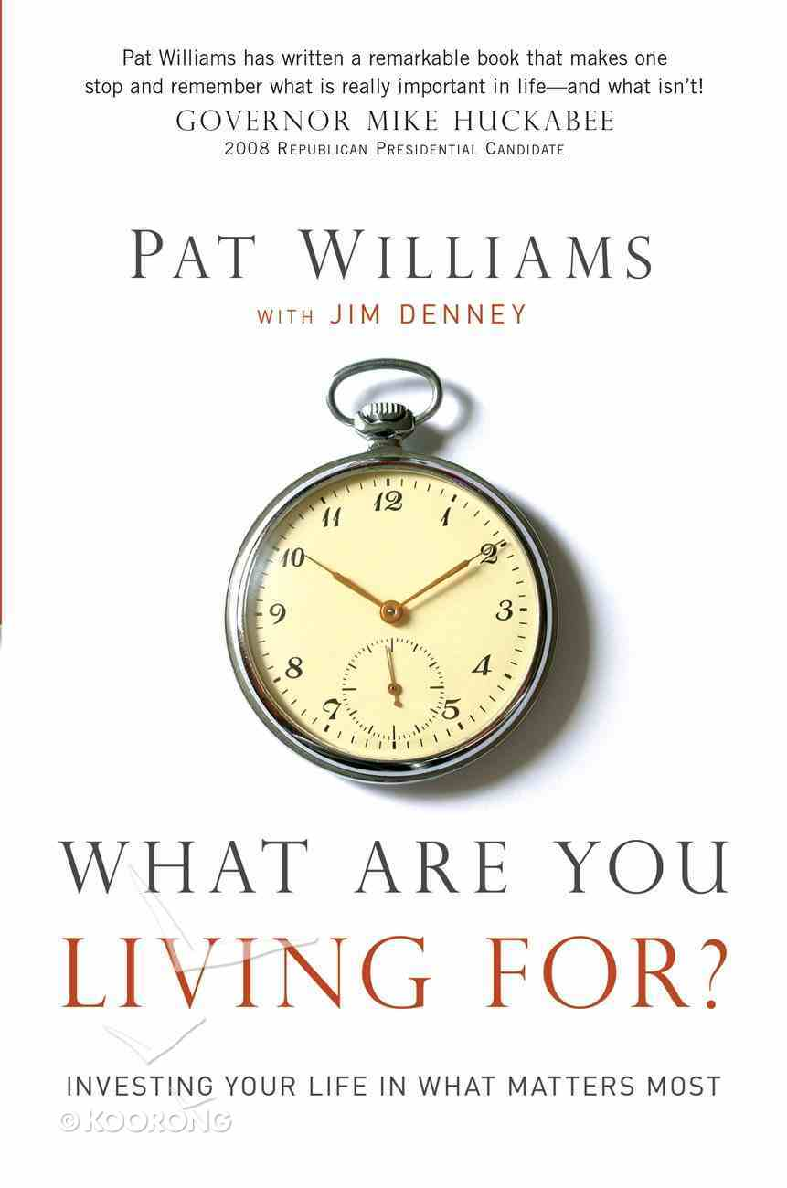 What Are You Living For? eBook