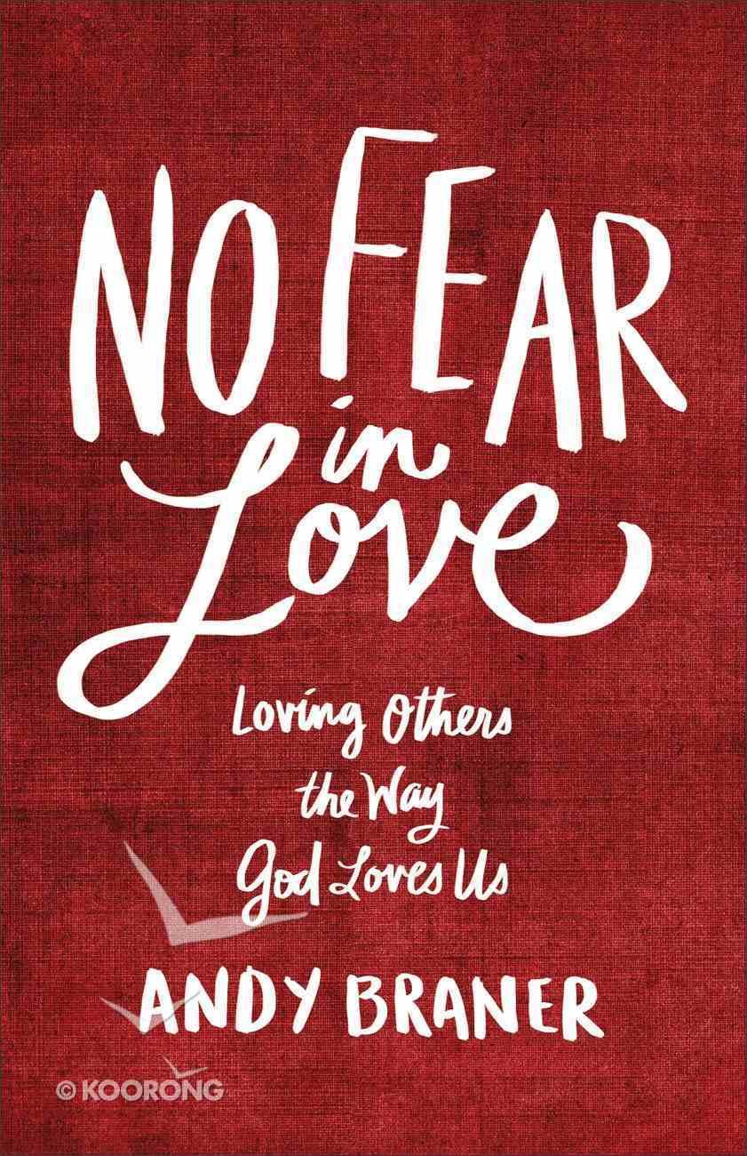 No Fear in Love eBook