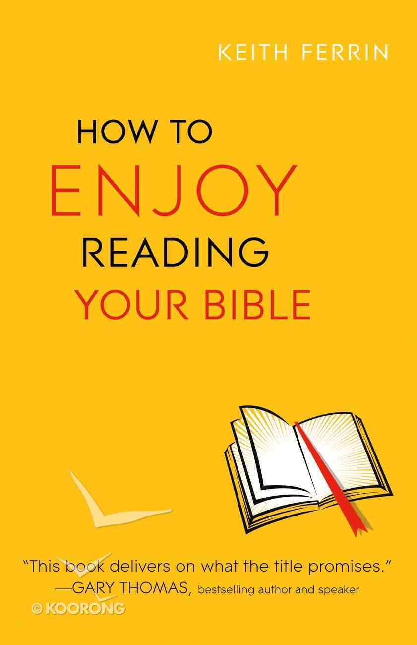 How to Enjoy Reading Your Bible eBook