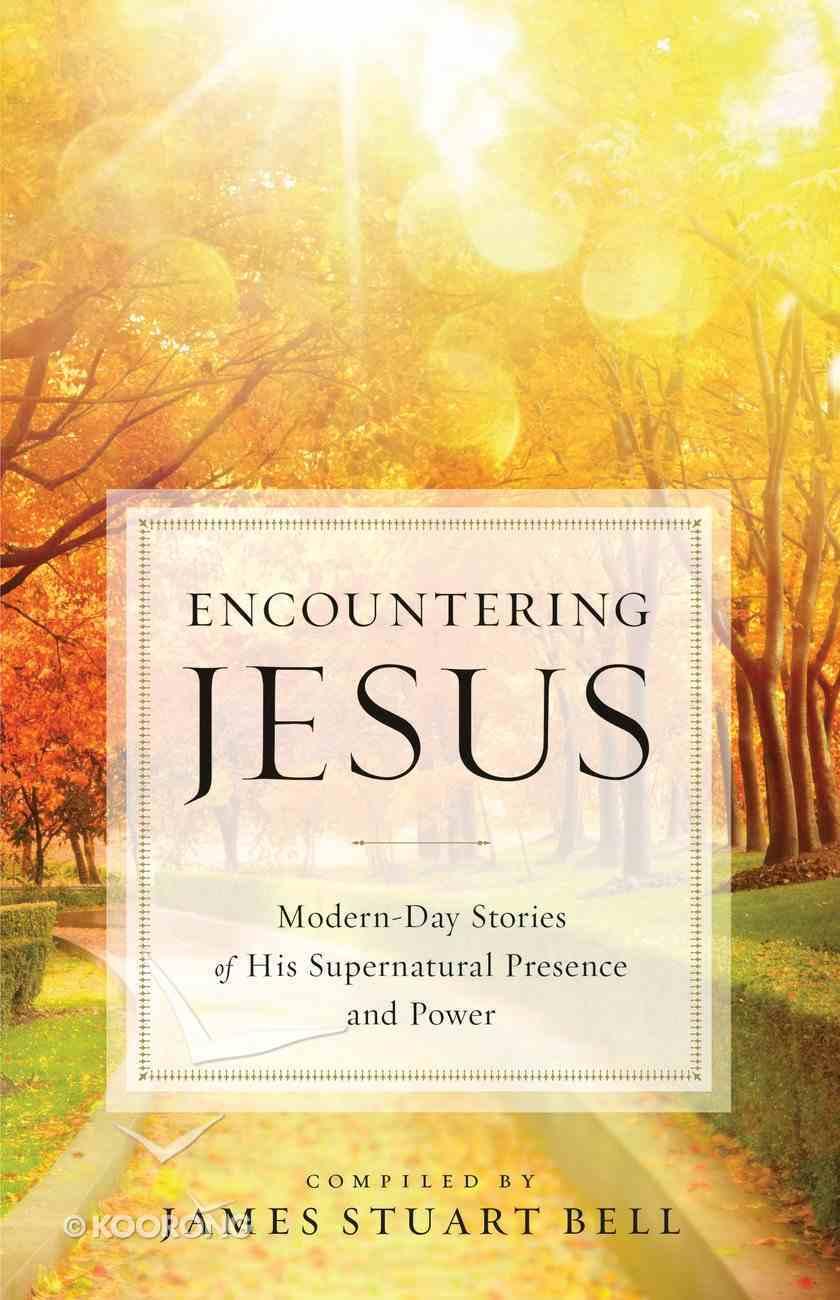 Encountering Jesus eBook