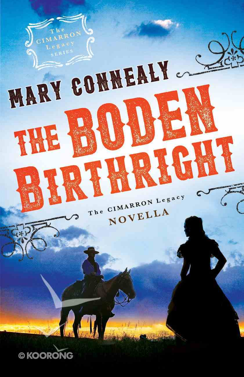 The Boden Birthright eBook