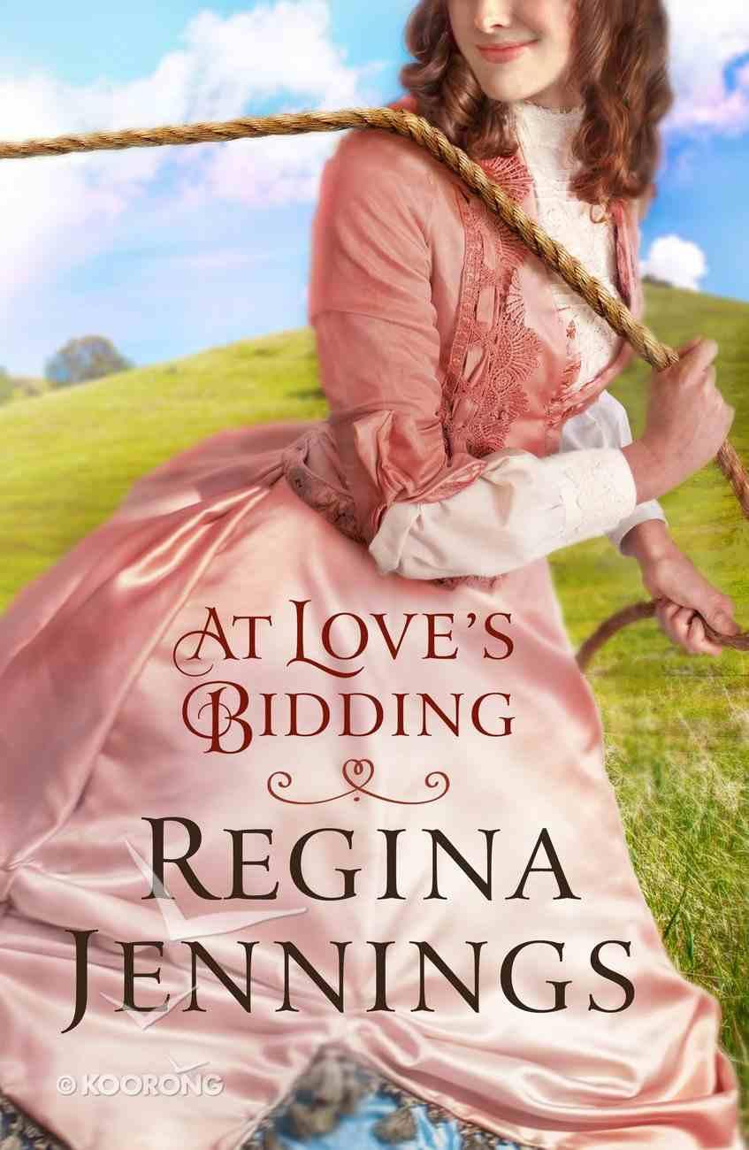 At Love's Bidding (#02 in Ozark Mountain Romance Series) eBook