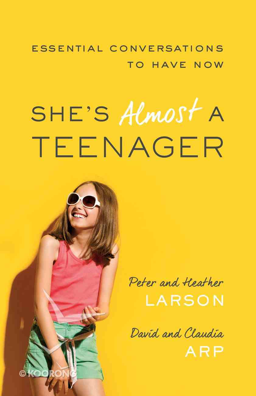 She's Almost a Teenager eBook
