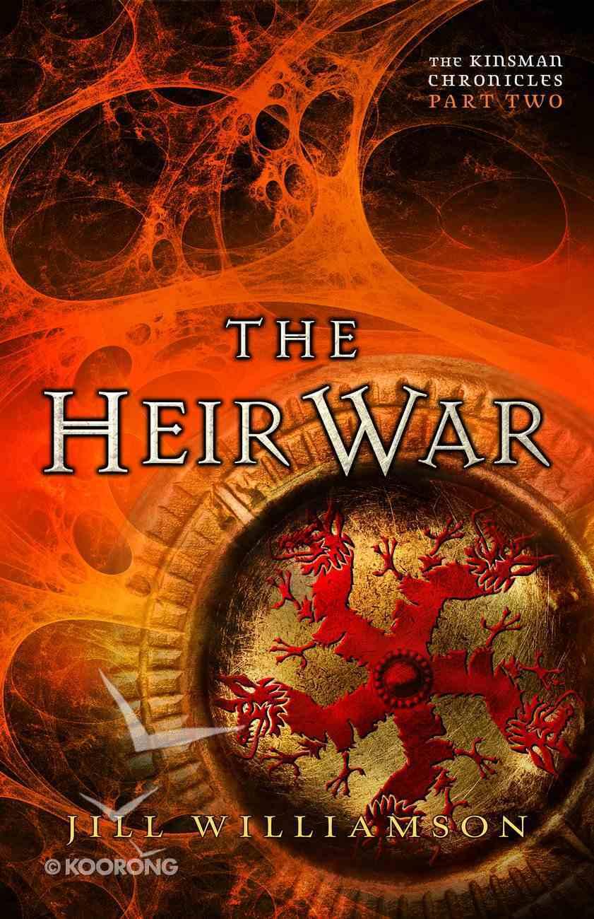 The Heir War (#02 in Kinsman Chronicles Series) eBook