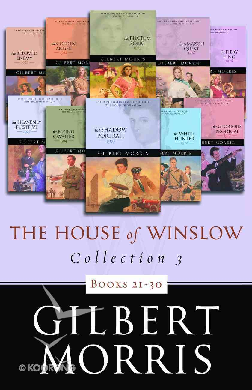 Books 21-30 (#03 in The House Of Winslow Collection Series) eBook