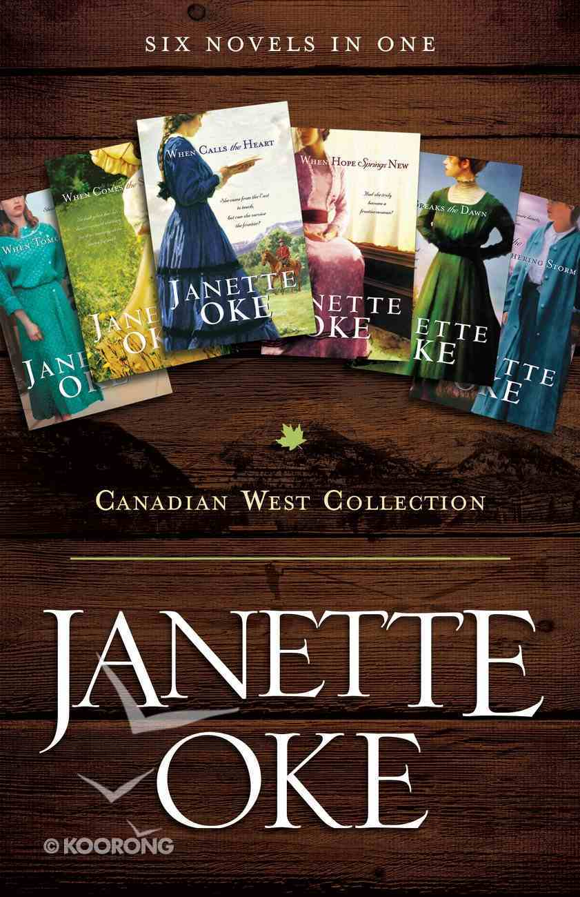 6in1: Canadian West Collection (Canadian West Series) eBook