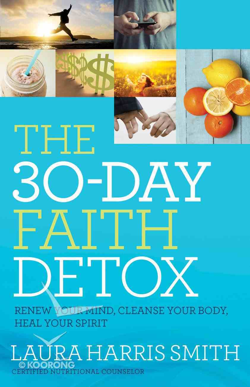 The 30-Day Faith Detox eBook