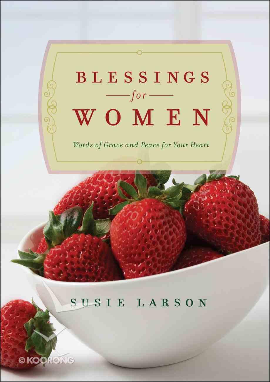 Blessings For Women eBook