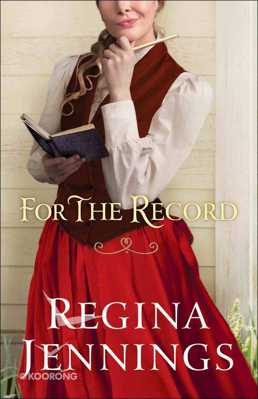 For the Record (#03 in Ozark Mountain Romance Series) eBook