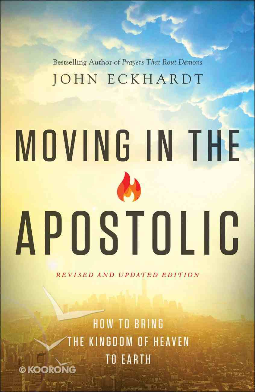 Moving in the Apostolic eBook