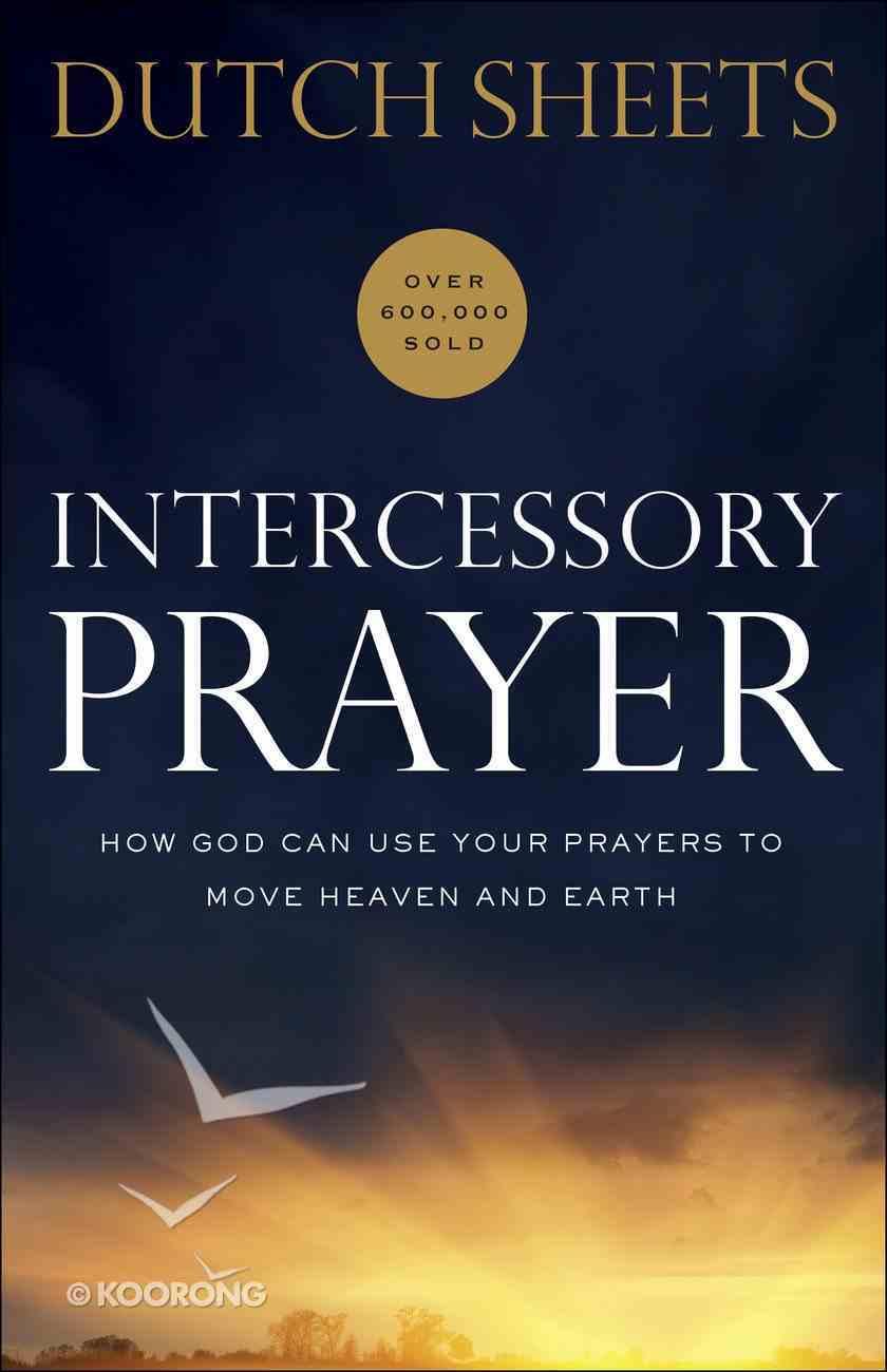 Intercessory Prayer eBook