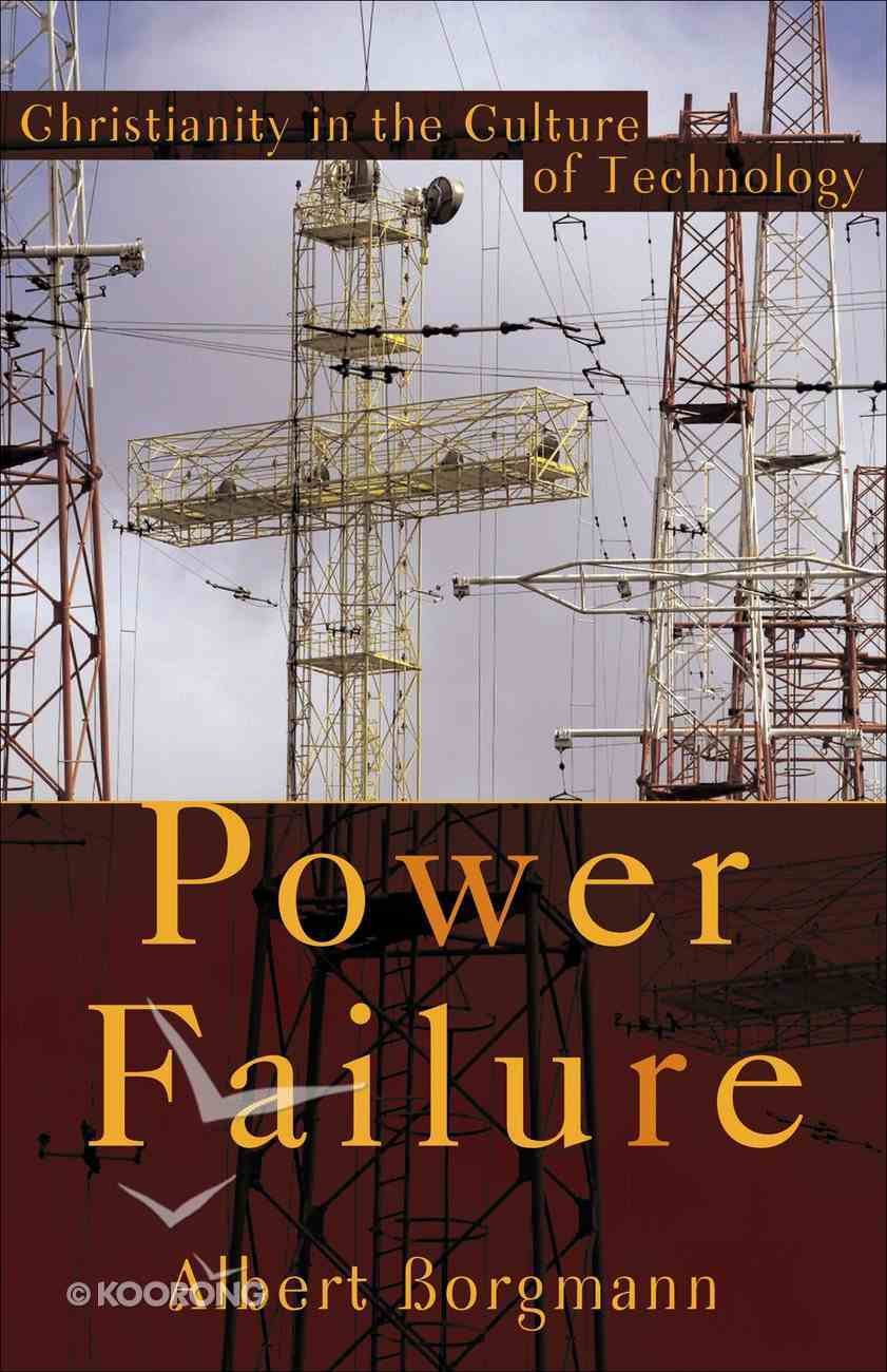 Power Failure eBook