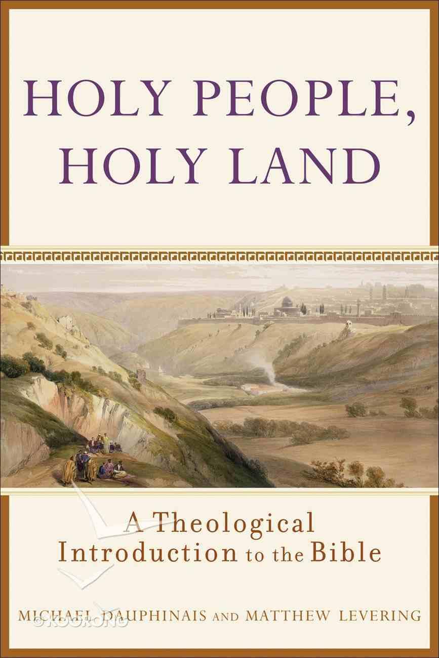 Holy People, Holy Land eBook