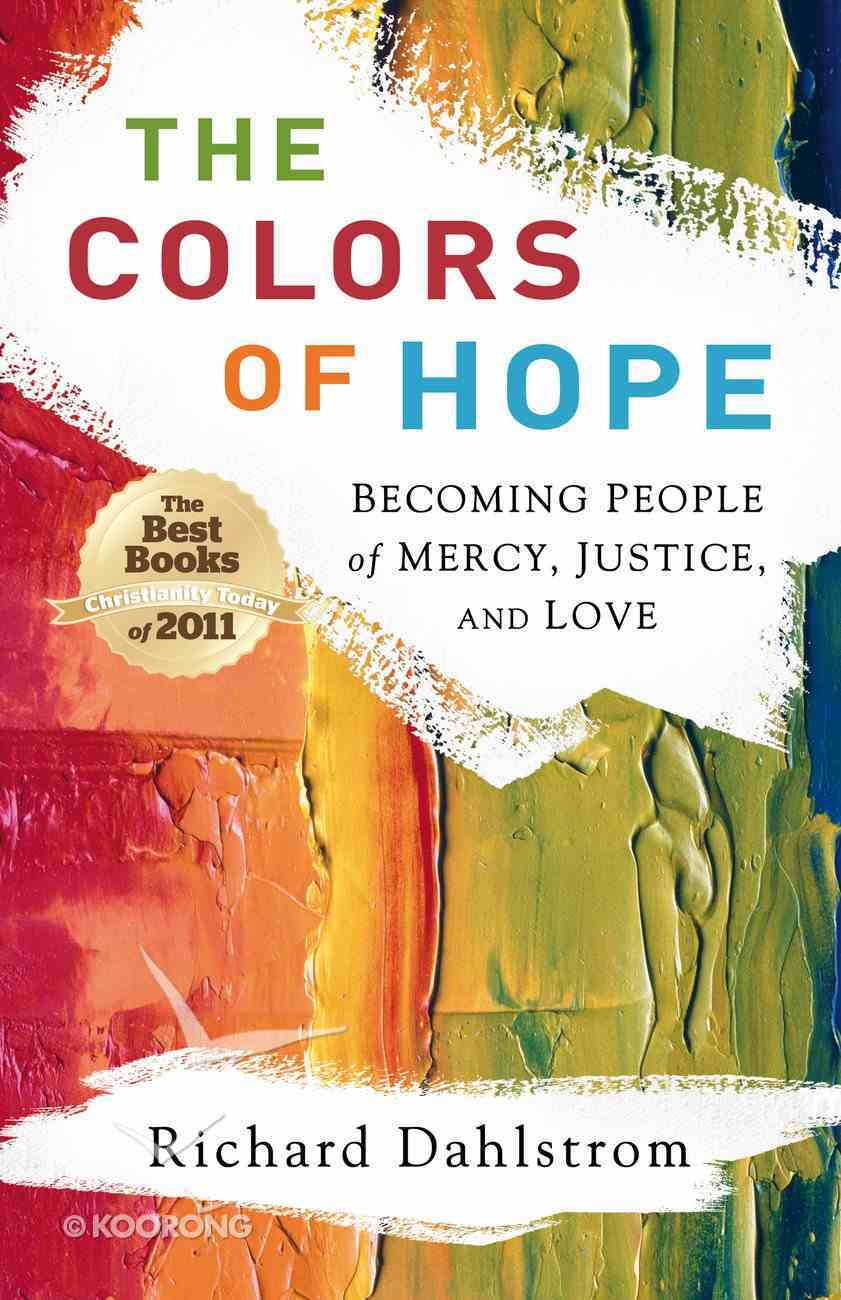 The Colors of Hope eBook