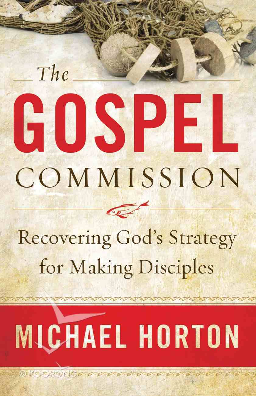 The Gospel Commission eBook