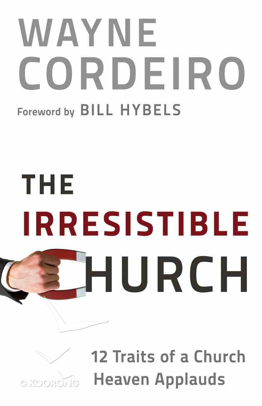 The Irresistible Church eBook