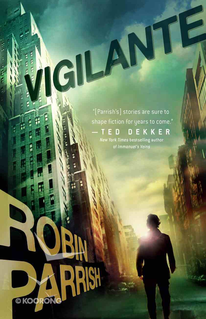 Vigilante eBook