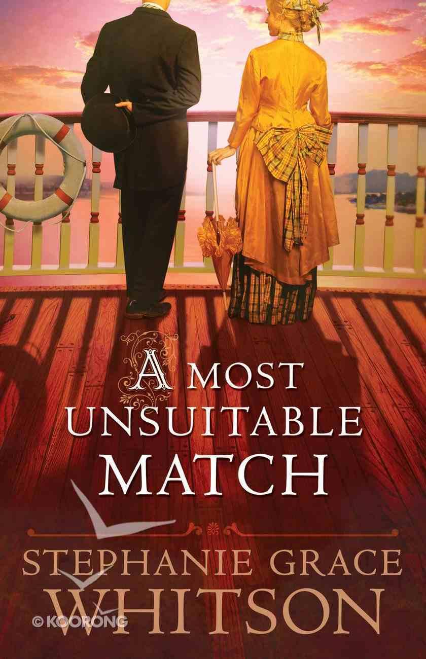 A Most Unsuitable Match eBook