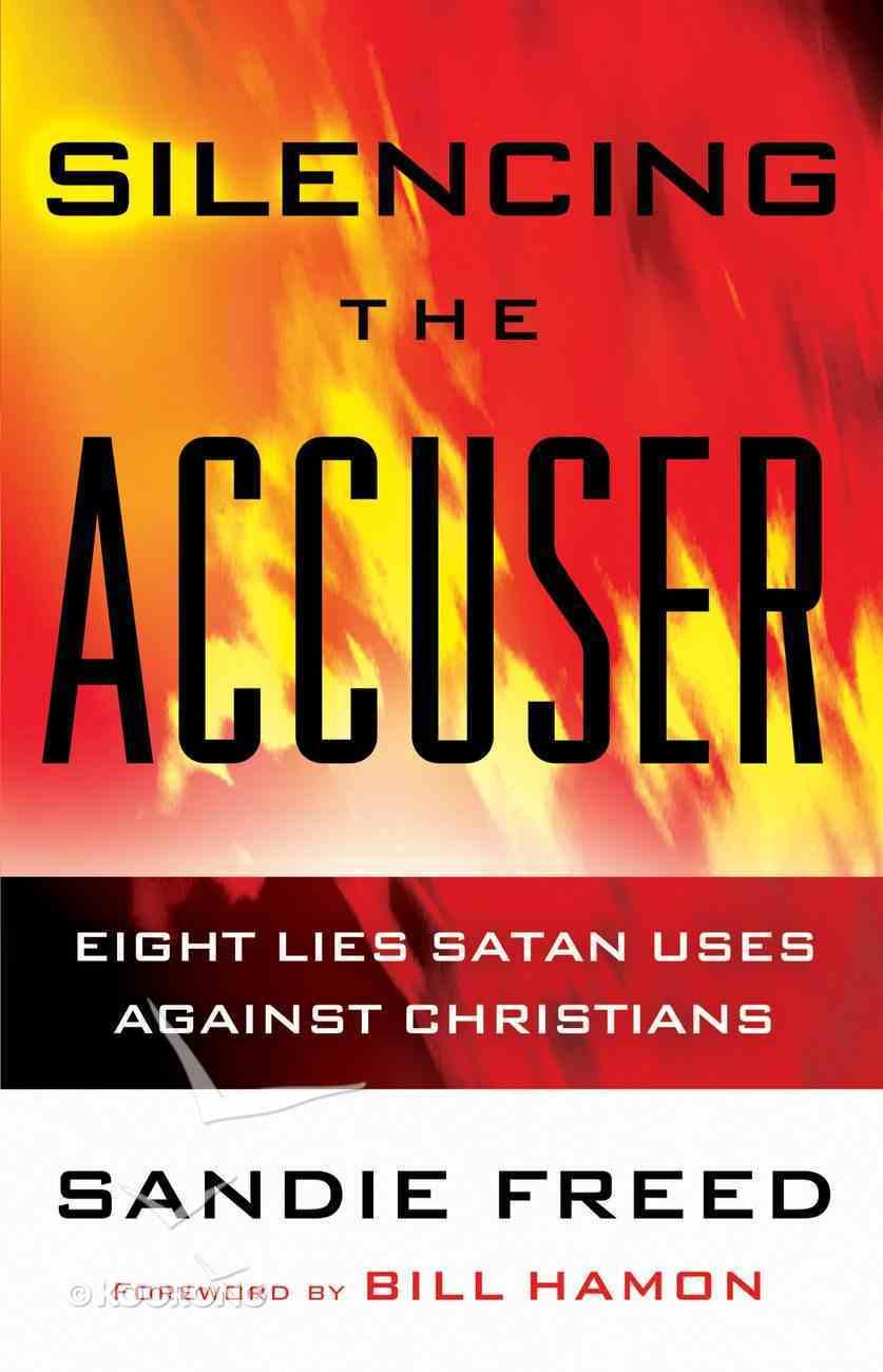 Silencing the Accuser eBook