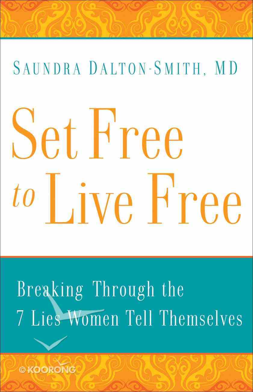 Set Free to Live Free eBook