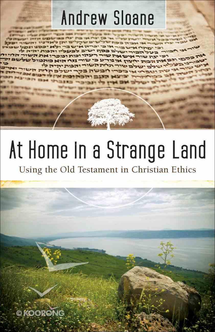 At Home in a Strange Land eBook