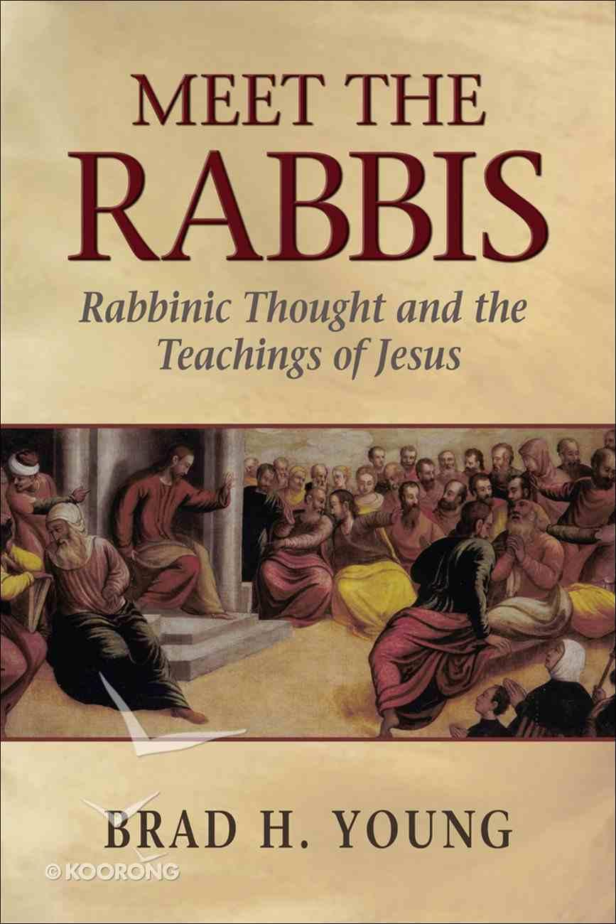 Meet the Rabbis eBook