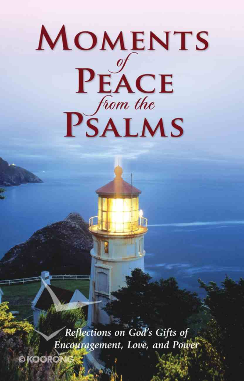 Moments of Peace From the Psalms eBook
