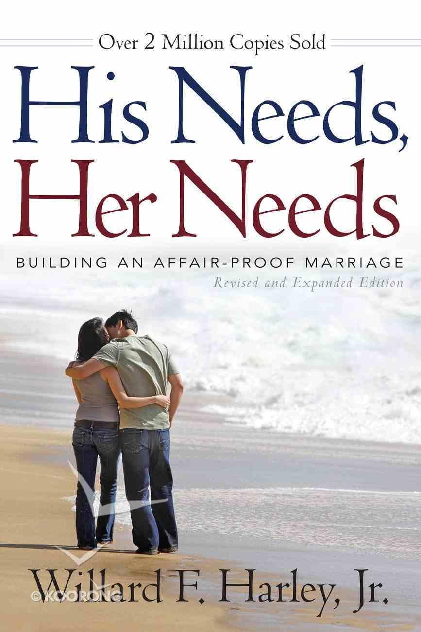 His Needs, Her Needs eBook