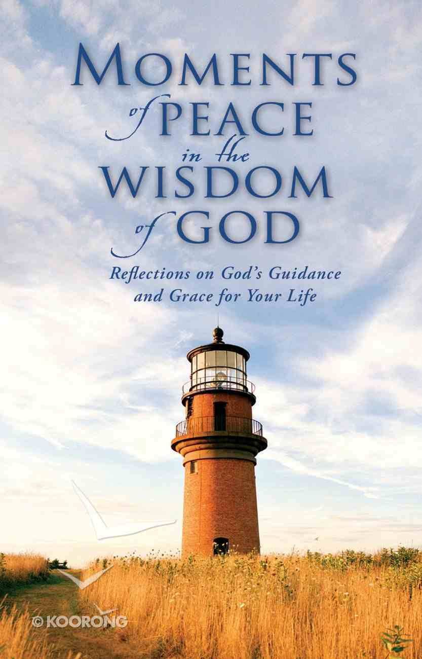 Moments of Peace in the Wisdom of God eBook