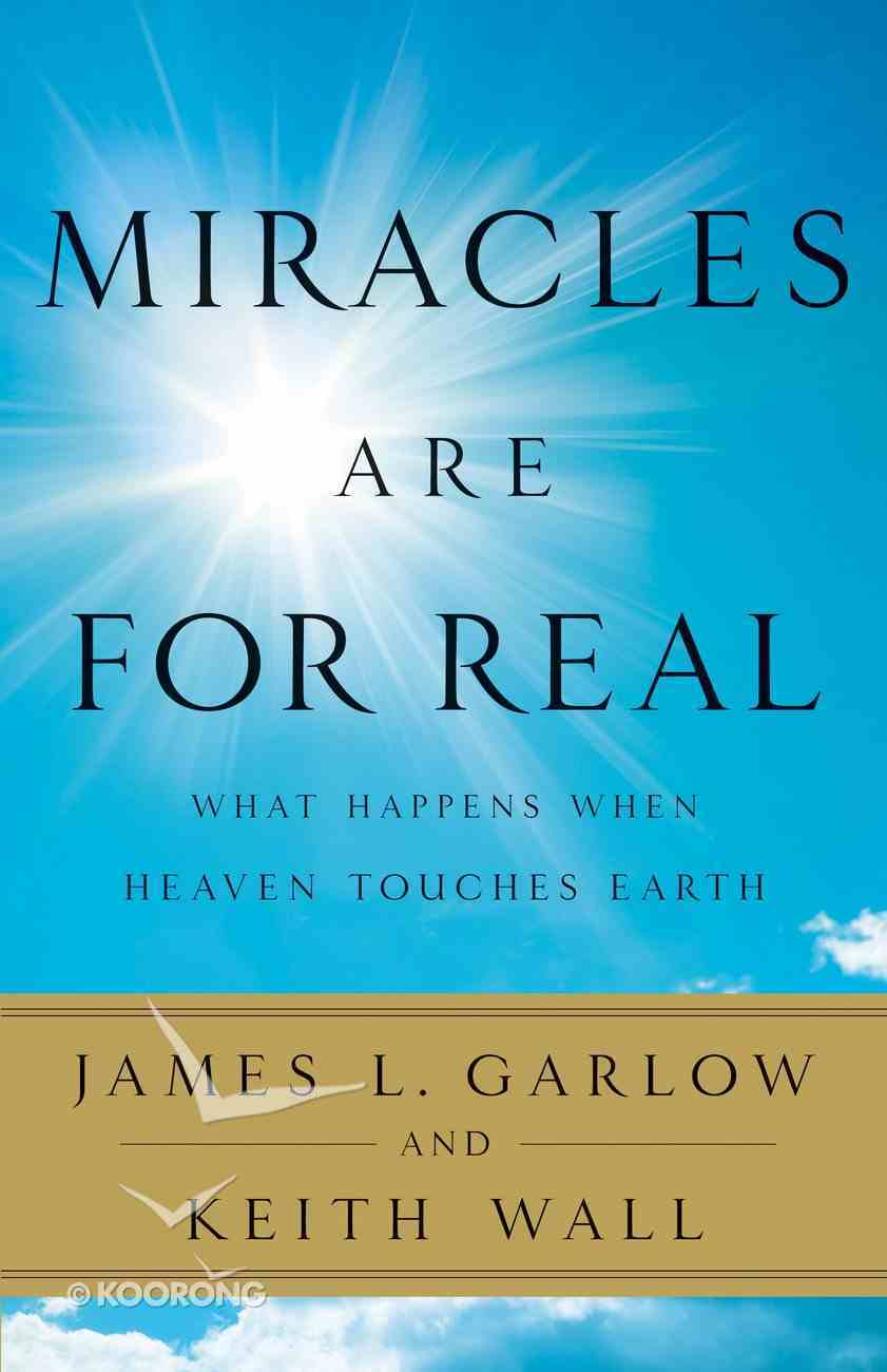 Miracles Are For Real eBook