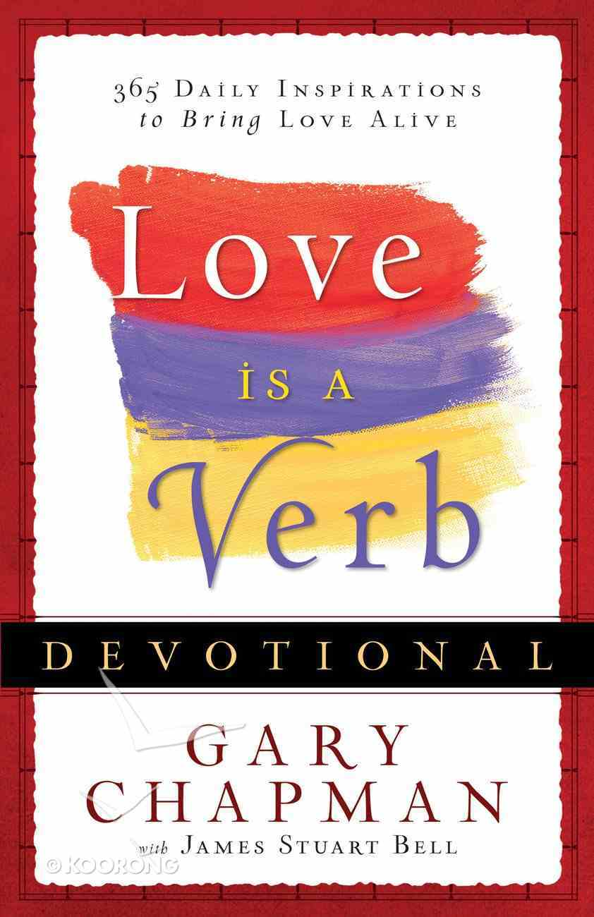 Love is a Verb Devotional eBook