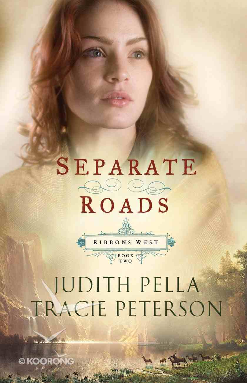 Separate Roads (#02 in Ribbons West Series) eBook