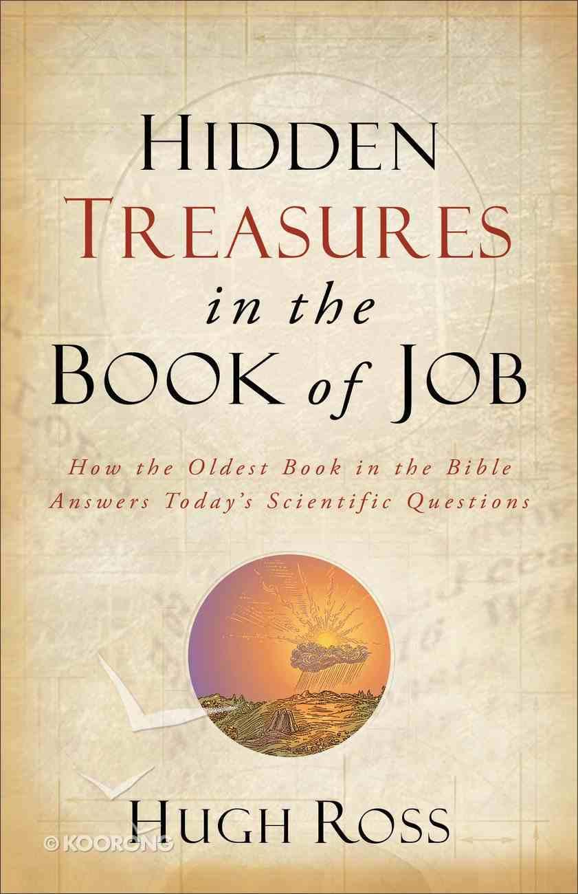 Hidden Treasures in the Book of Job eBook
