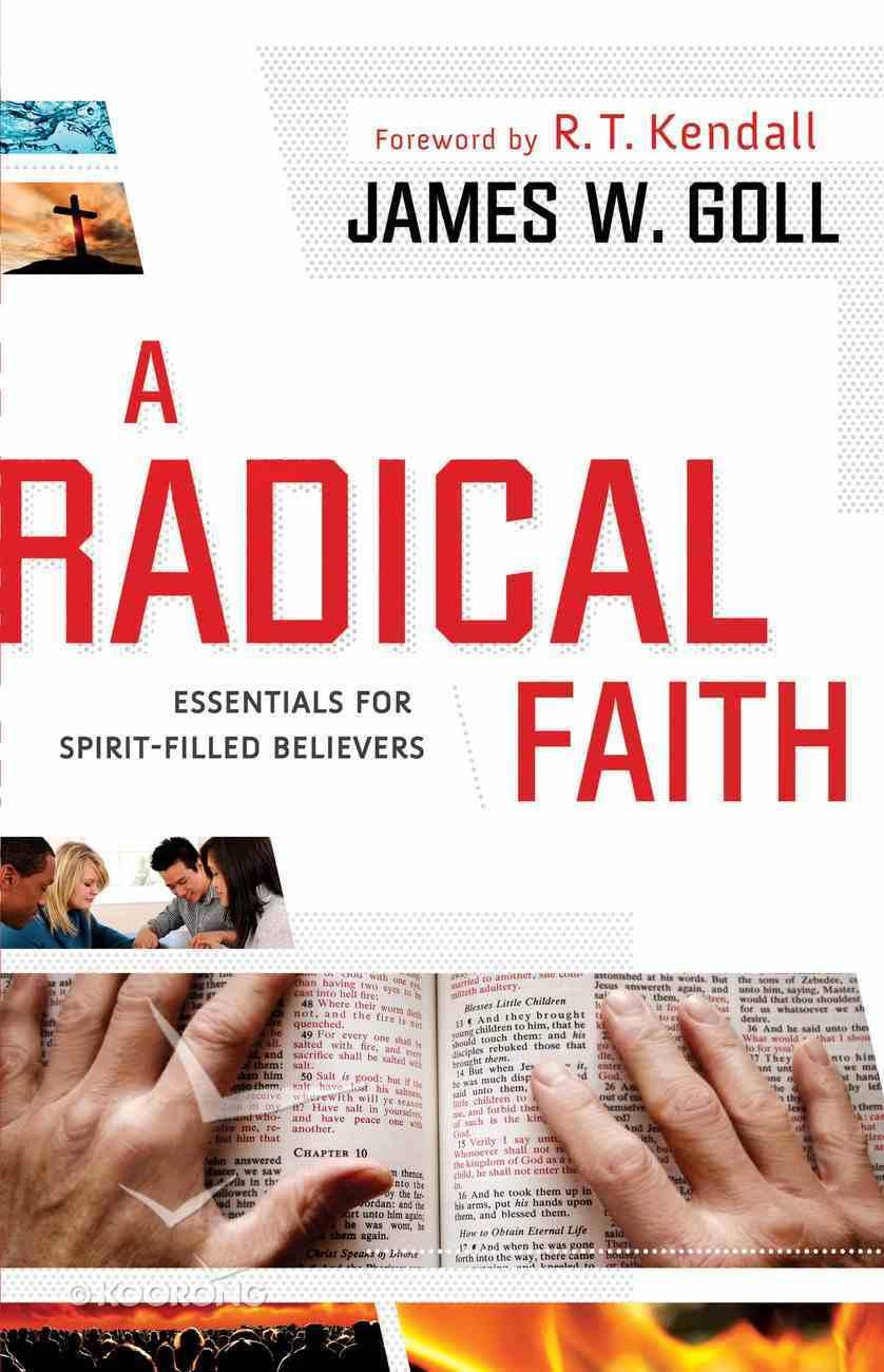 A Radical Faith eBook