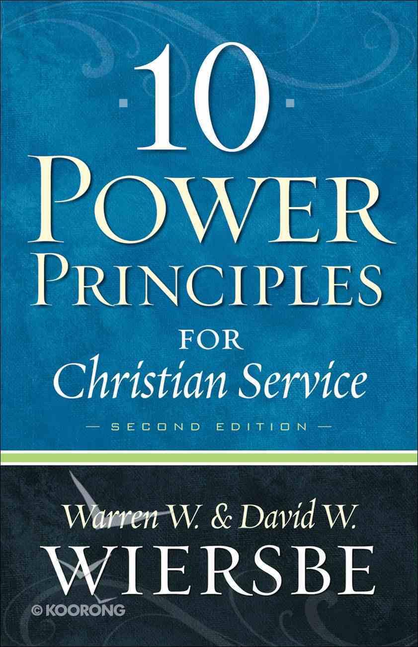 10 Power Principles For Christian Service eBook
