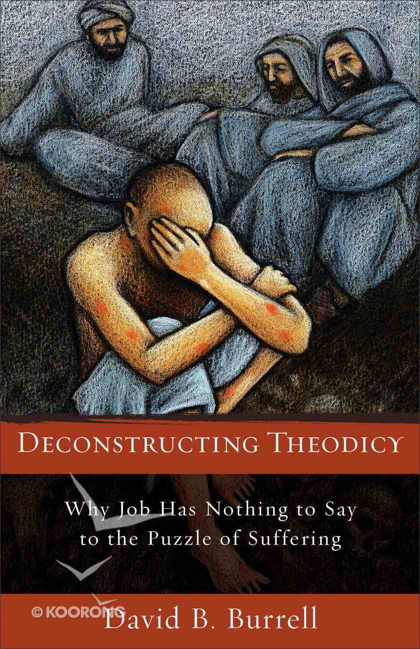 Deconstructing Theodicy eBook