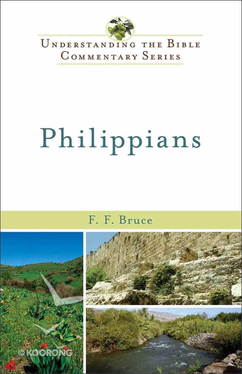 Philippians (Understanding The Bible Commentary Series) eBook