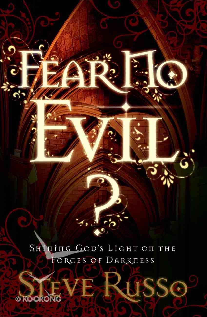 Fear No Evil? eBook