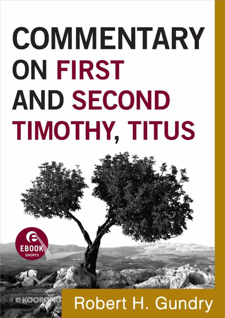 Commentary on the New Testament eBook