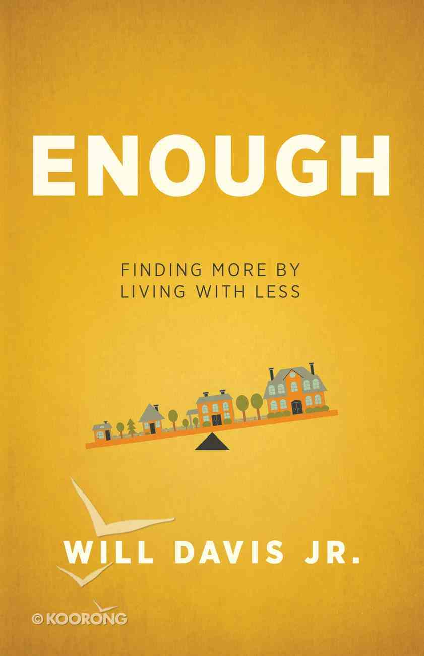 Enough eBook