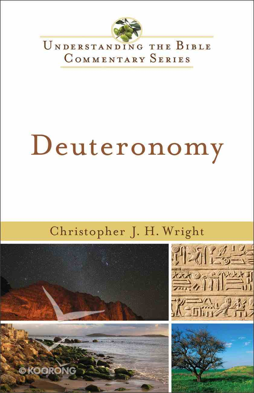 Deuteronomy (Understanding The Bible Commentary Series) eBook